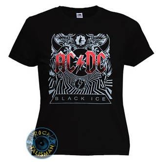 Футболка женская AC/DC Black Ice, фото 2