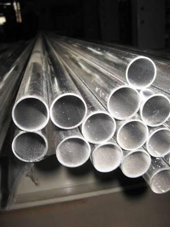 Труба  алюминиевая 40 мм 6060 Т6 аналог АД31, фото 2