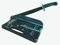 CutMARK Executor, резак сабельный, длина реза 330 мм., 6 листов, прижим ручной.