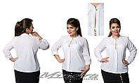 Женская блузка из супер софта(размеры 52-56)