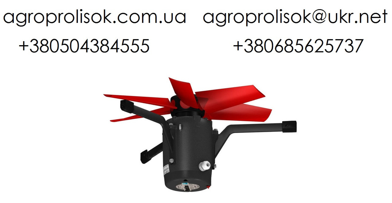 Вентилятор Multifan шахтный P4E30