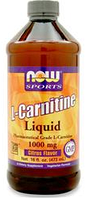Карнитин Now Foods L-Carnitine Liquid (1000mg) 473ml