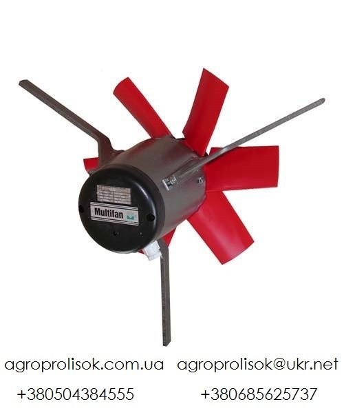 Вентиляторы шахтные Multifan 6E 56Q 230V