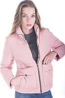 Куртка демисезонная K&ML 35 (42-52) Розовый