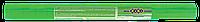 Пленка самоклеющаяся для книг neon (33см*1,2м), зеленая zb.4789-04