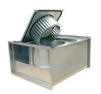 Вентилятор Systemair KE 40-20-4 для прямоугольных каналов, фото 1