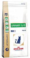 Лечебный корм для кошек мочекаменной болезни Royal Canin Urinary S/O