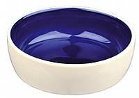 Миска Trixie Ceramic Bowl для кошек, керамика, 0.3 л