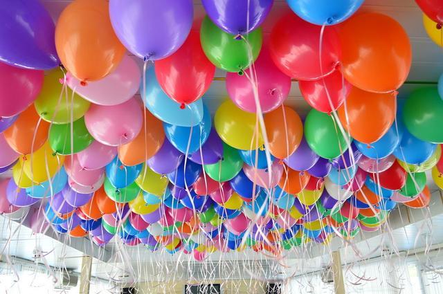 Доставка гелиевых шаров и подарков из воздушных шаров