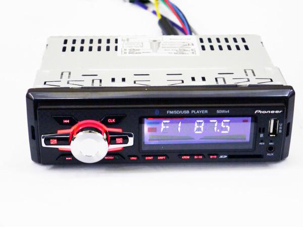 Автомагнитола магнитола Pioneer 6082 Bluetooth+MP3+FM+USB+SD+AUX - Интернет магазин Balos в Днепре