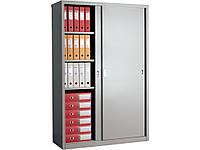 Шкаф архивный (канцелярский) AMT 1812 (ВхШхГ-1830х1215х458)