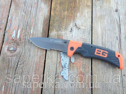 Нож Bear Grylls Scout Folding (replica), фото 2