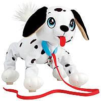Интерактивный щенок Peppy Pets Веселая прогулка - Далматинец 28 см (245284)