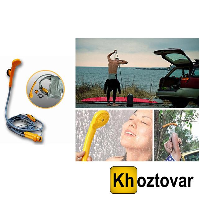 Автомобільний портативний душ Avtomobile Shower Set