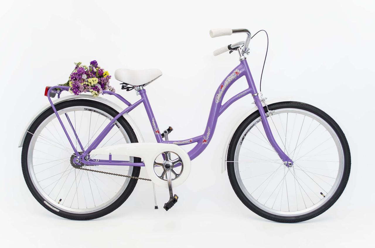 ee456510b5ff6b Велосипед VANESSA 26 Violet Польша, цена 4 199 грн., купить в Львове ...