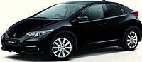 Коврики на Honda Civic Hatchback, Station Wagon (2012--)