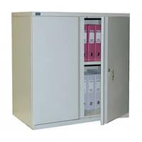 Шкаф архивный (канцелярский) NOBILIS NM-0991 (ВхШхГ-900х915х458)