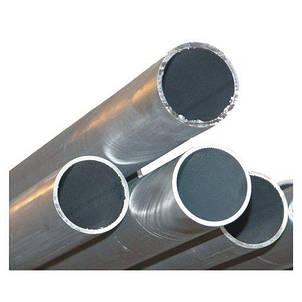 Труба алюминиевая круглая 100 мм 6060 Т6 аналог АД31 100х2; 100х5 мм бесшовная, фото 2