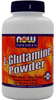 Глютамин Now Foods L-Glutamine Powder 170gr