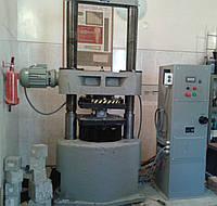 Пресс лабораторный П-125Э