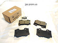Задние тормозные колодки D4060-JL00K, фото 1