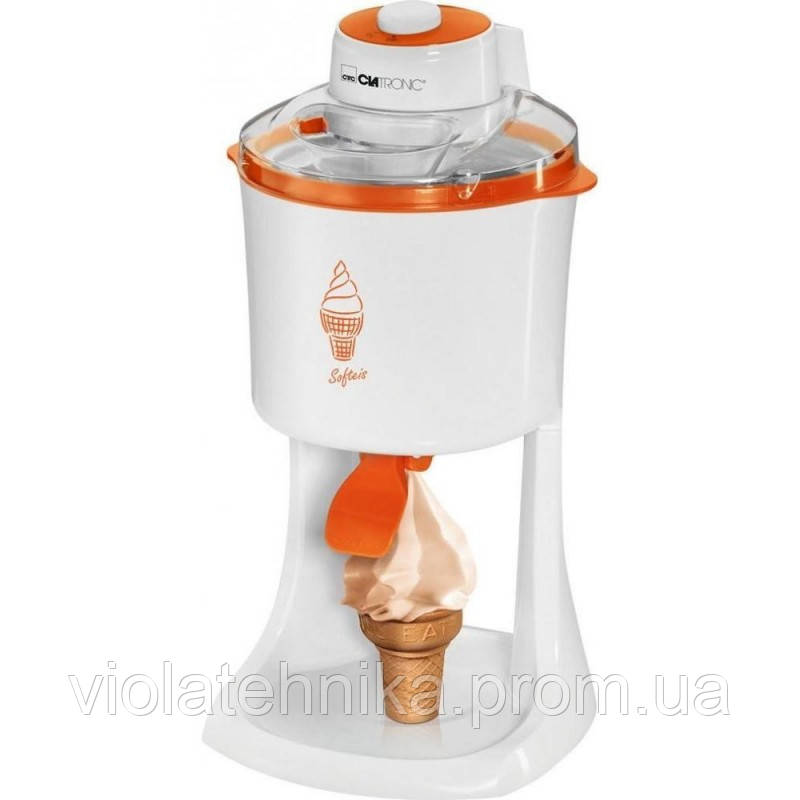 Аппарат д/приготовления мороженого 3594 ICM white