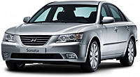 Коврики на Hyundai Sonata (2005-2011)