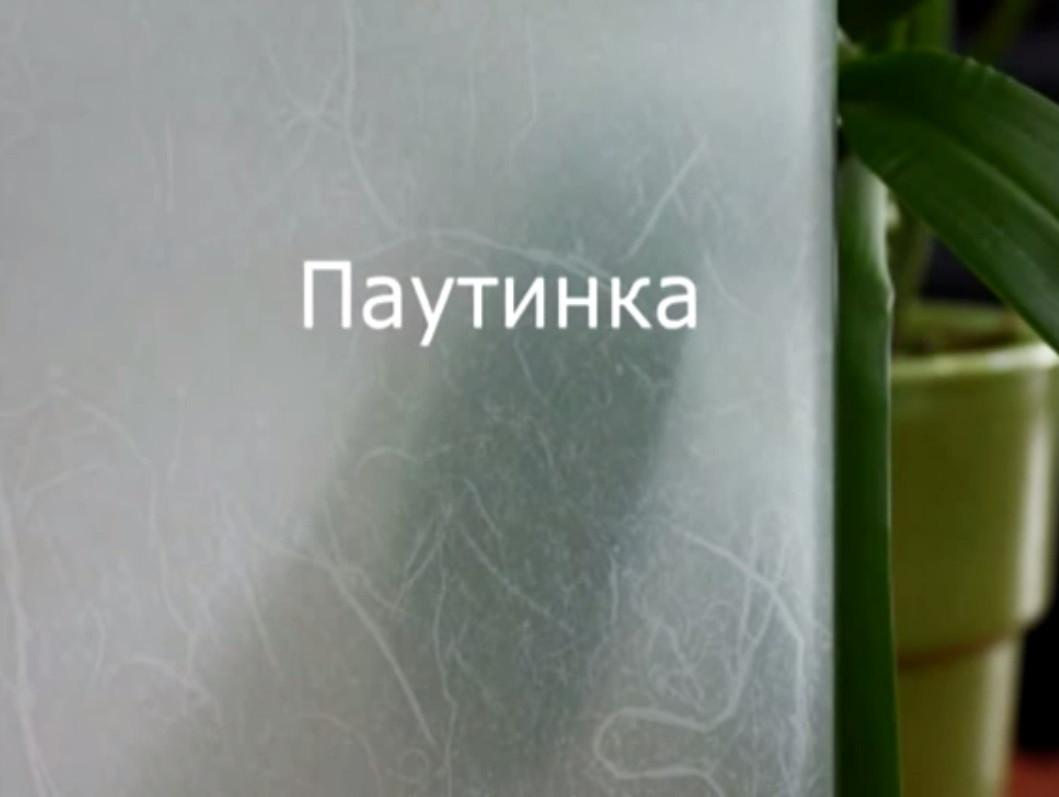 "Пленка матовая декоративная Armolaan ""Паутинка"" 0,920 мм."