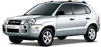 Коврики на Hyundai Tucson (2004-2010)