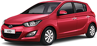 Коврики на Hyundai I20