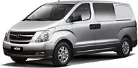 Коврики на Hyundai H1 (1+2) (2007--)