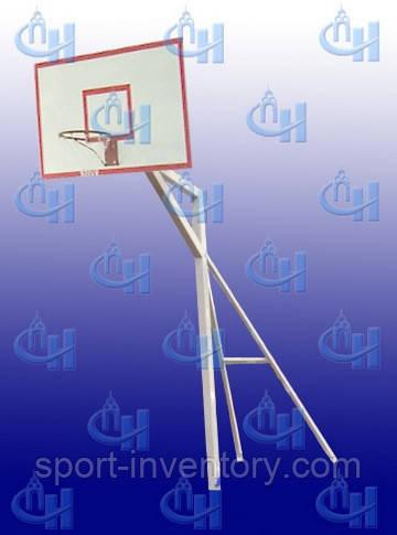 Стойка баскетбольная уличная трехопорная, фото 1