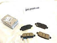 Задние тормозные колодки D4M60-EG50C