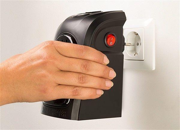 Обогреватель электрический Handy Heater , портативный обогреватель