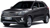 Коврики на Hyundai Creta (2016--)