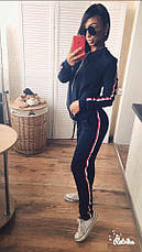 Спортивный костюм с манжетами , фото 3