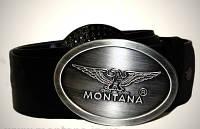 Ремень мужской Montana кожаный
