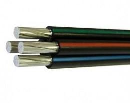 Провід СІП-5 4x16 (AsXSn) самонесучий ізольований алюмінієвий