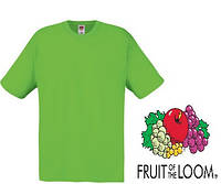 Футболка для печати fruit of the loom ORIGINAL T