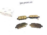 Колодки тормозные задние D4060-JA00J