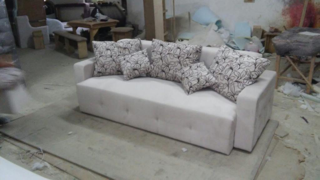 Реставрація дивана зі зміною дизайну. 4