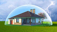 Молниезащита и заземление домов, зданий и сооружений.