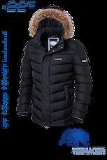 Брендовая зимняя куртка на подростка   Braggart, фото 3