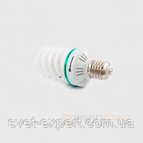 Энергосберегающая  лампа Евросвет  FS-45-4200-40 45W 4200K E40 220V , фото 3