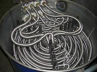 Труба гофрированная из нержавеющей стали отожженная диаметр 15 мм для водоснабжения