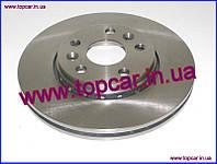 Тормозной диск передний Renault Kango II 08- ABE C3R041ABE