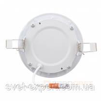 Светильник точечный Евросвет LED-R-90-3 3W 6400К встраиваемый , фото 2