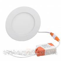 Светильник точечный Евросвет LED-R-90-3 3W 4200К встраиваемый , фото 3