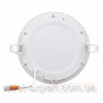 Светильник точечный Евросвет LED-R-170-12 12W 4200К встраиваемый, фото 2