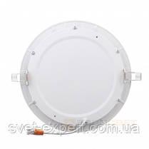 Светильник точечный Евросвет LED-R-225-18 18W 4200К встраиваемый , фото 2
